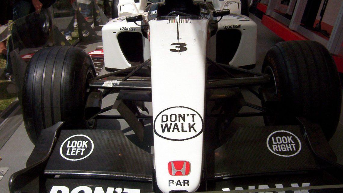 Na torach F1